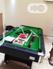 8feet Snooker Board With Complete Accessories | Sports Equipment for sale in Lagos State, Lekki Phase 1