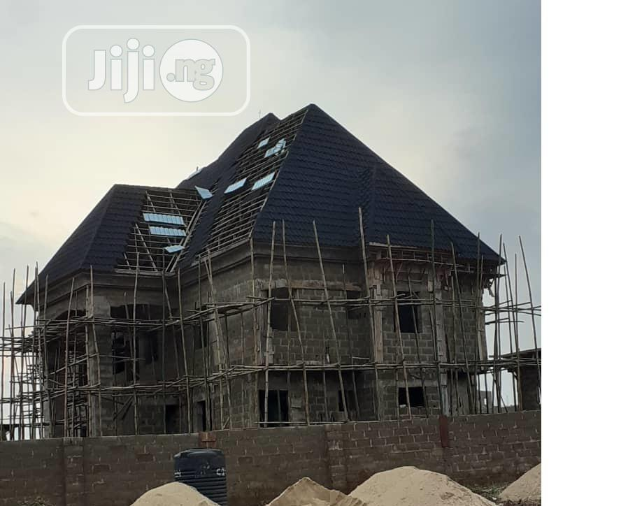 Mr Donald Stone Coated Roofing Sheet In Lagos State
