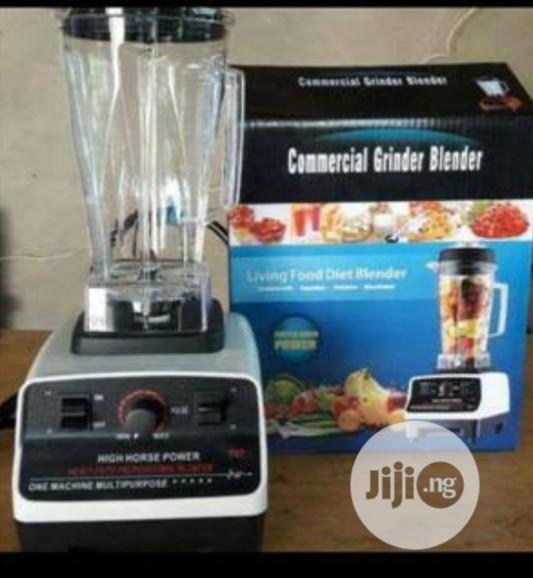 1500W 2.0L TONI Commercial Grinder Blender   Restaurant & Catering Equipment for sale in Surulere, Lagos State, Nigeria