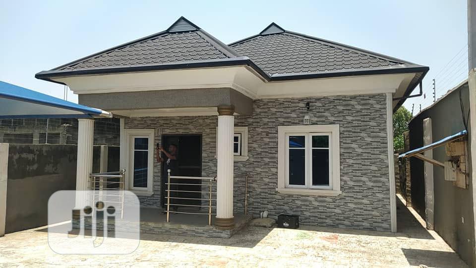 Newly Built Top-Notch 4bed Room Lekki Standard at Ebute Ikd