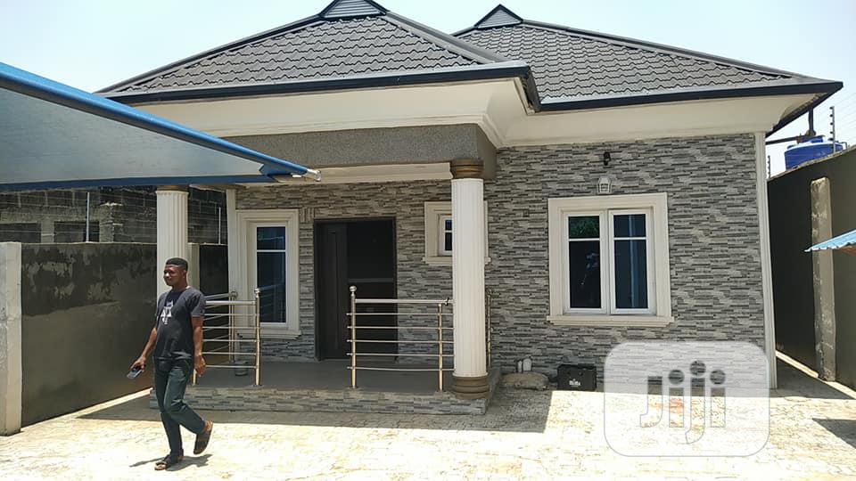 Newly Built Top-Notch 4bed Room Lekki Standard at Ebute Ikd | Houses & Apartments For Sale for sale in Ikorodu, Lagos State, Nigeria