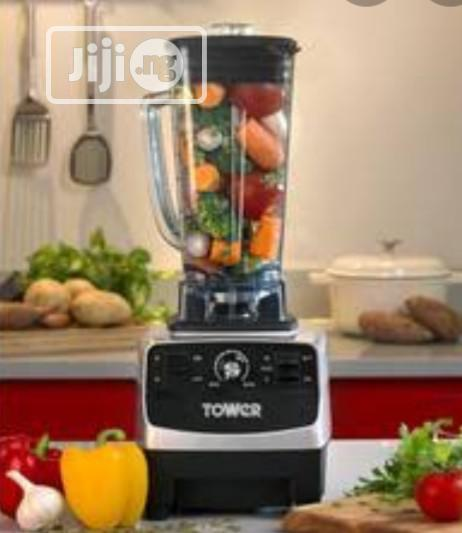 2000w Tower Xtreme Commercial Blender | Restaurant & Catering Equipment for sale in Amuwo-Odofin, Lagos State, Nigeria