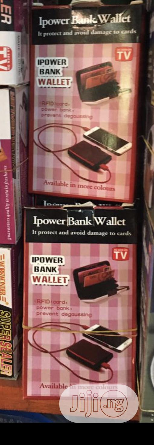 Powerbank Wallet | Accessories for Mobile Phones & Tablets for sale in Lagos Island (Eko), Lagos State, Nigeria