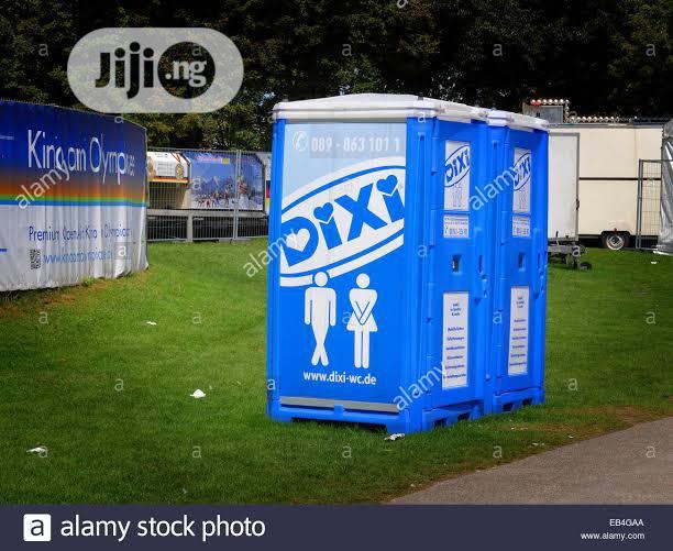 Oshala Portable Toilets / Showers