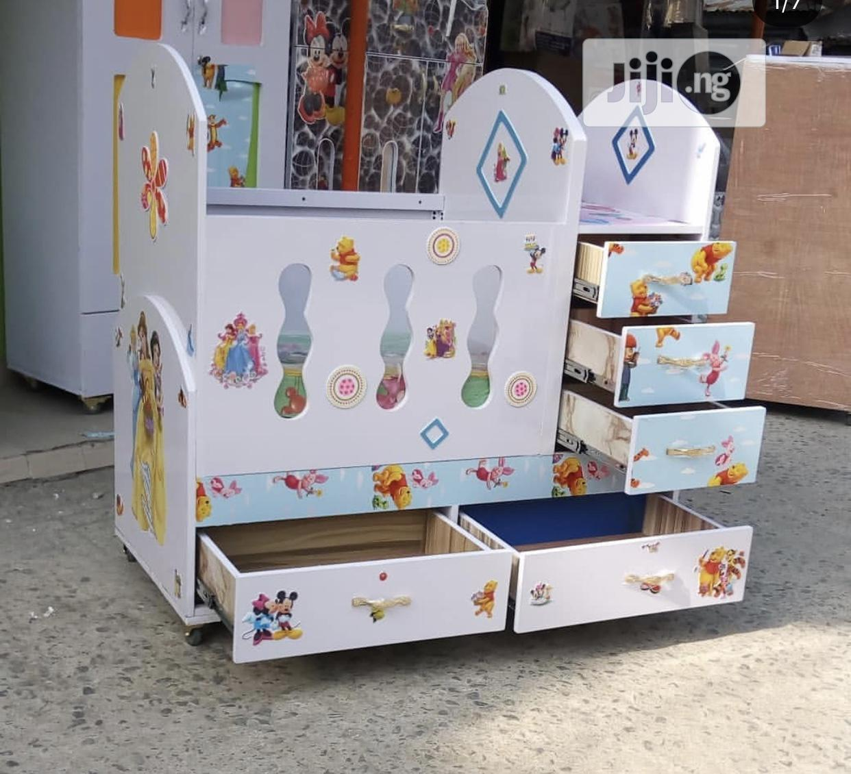 Baby Bed And Word Rope In Abuja | Children's Furniture for sale in Central Business Dis, Abuja (FCT) State, Nigeria