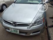 Honda Accord 2007 2.0 Comfort Silver | Cars for sale in Lagos State, Ifako-Ijaiye