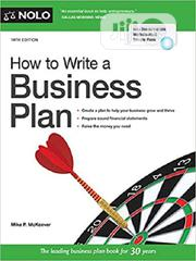How To Write A Business Plan [E-book] | Books & Games for sale in Ondo State, Akure