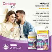 Women's Fertility Support Van Conceive Plus 60 Tabs | Vitamins & Supplements for sale in Lagos State, Surulere
