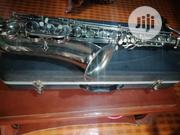 UK Used Silver Peace Professional Tenor Saxophone | Musical Instruments & Gear for sale in Lagos State, Agboyi/Ketu