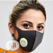 Washable CE EN 149 (FFP2) Face/Nose Mask With Respirator Valve. | Safety Equipment for sale in Lagos State, Badagry