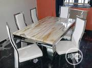 A Set Of Marble Dining Table | Furniture for sale in Lagos State, Lekki Phase 1