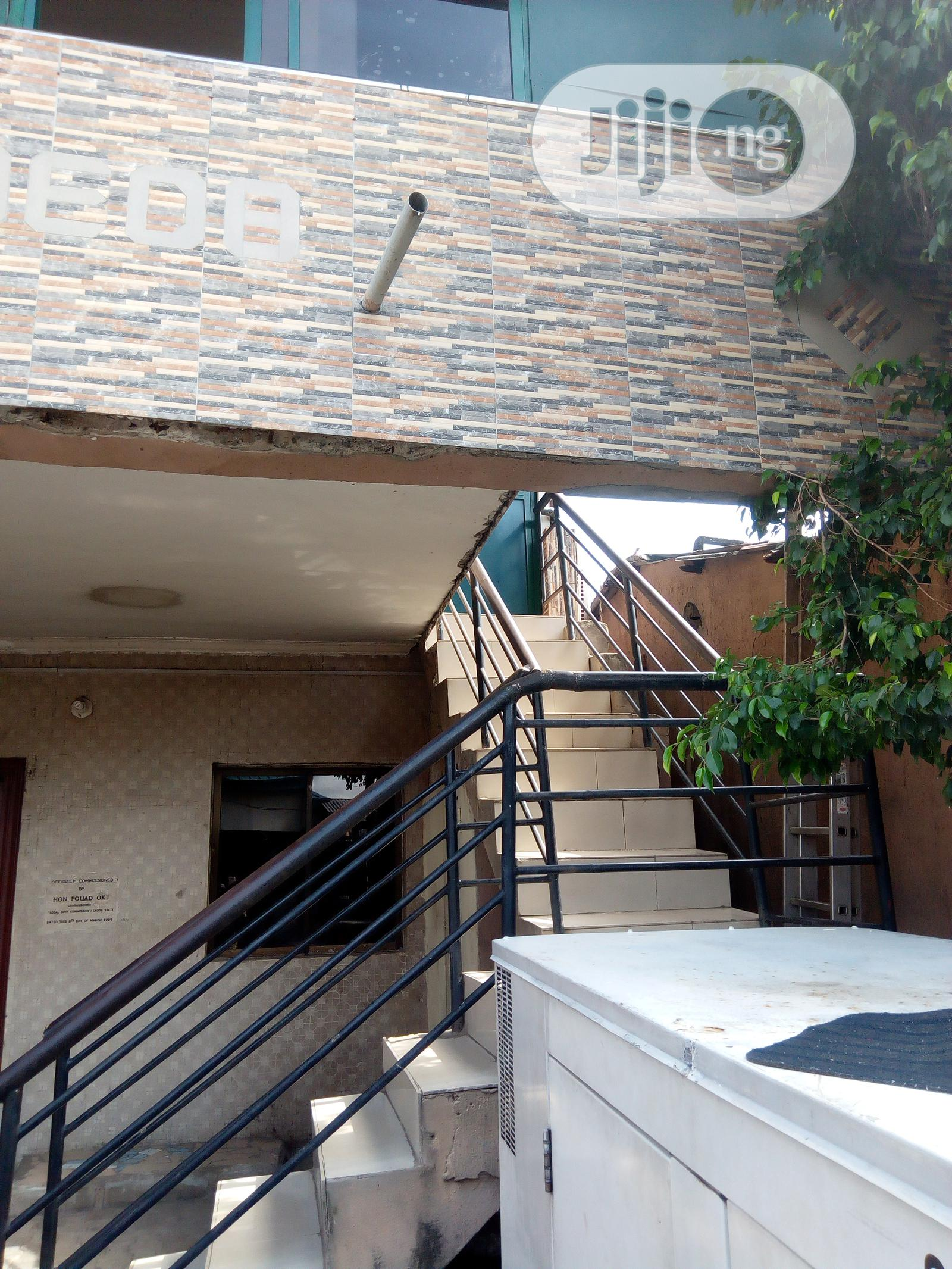 Archive: Hotel for Sale at Off Western Avenue Surulere Lagos