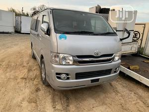 Toyota Hiace Bus Hummer 1 2009   Buses & Microbuses for sale in Lagos State, Mushin