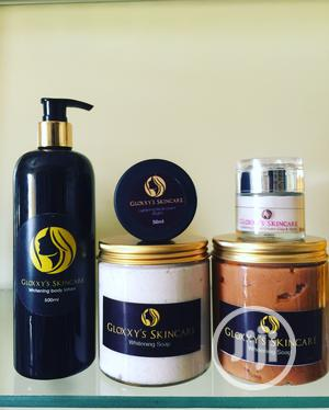 Gloxxy'S Organic Whitening Set | Skin Care for sale in Lagos State, Ojo