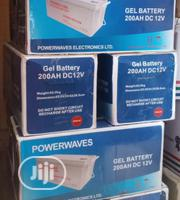 Powerwave 200ah 12v Battery | Electrical Equipment for sale in Lagos State, Ojo