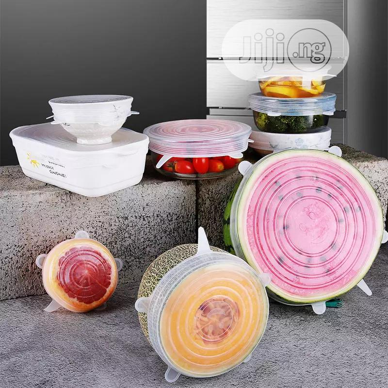 Reusable Elastic Food Cover   Kitchen & Dining for sale in Ikeja, Lagos State, Nigeria