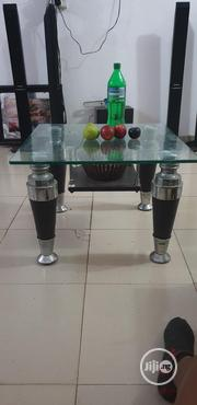 Tempered Glass Centre Table | Furniture for sale in Lagos State, Magodo