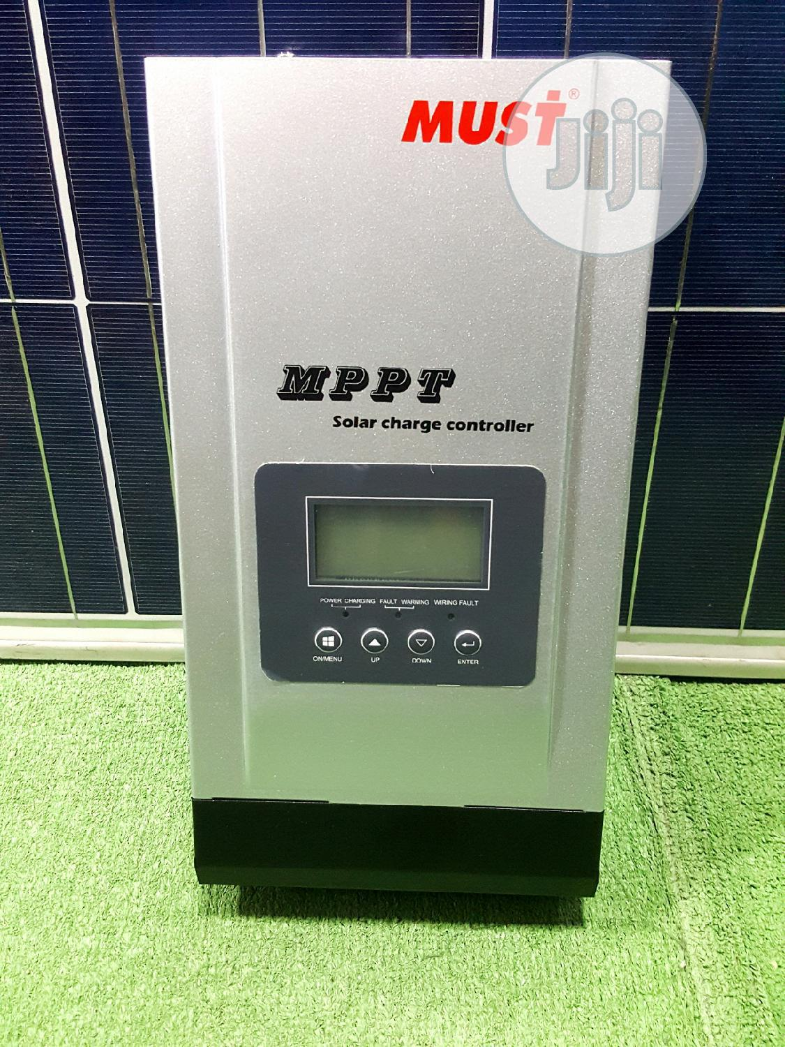 Must 80A MPPT Charge Controller | Solar Energy for sale in Uyo, Akwa Ibom State, Nigeria