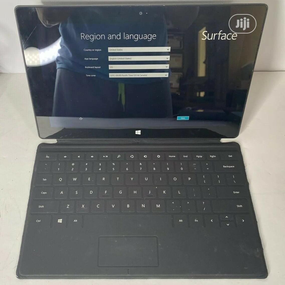 Microsoft Surface 32 GB Black