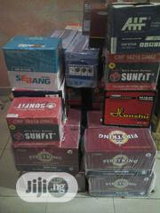 45ah/62ah/75ah/100ah/ Automotive Free Maintenance Batteries | Vehicle Parts & Accessories for sale in Abuja (FCT) State, Apo District
