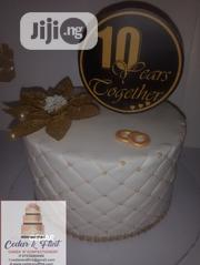 Cakes 3 Layers Cake Size 9 | Meals & Drinks for sale in Oyo State, Ibadan