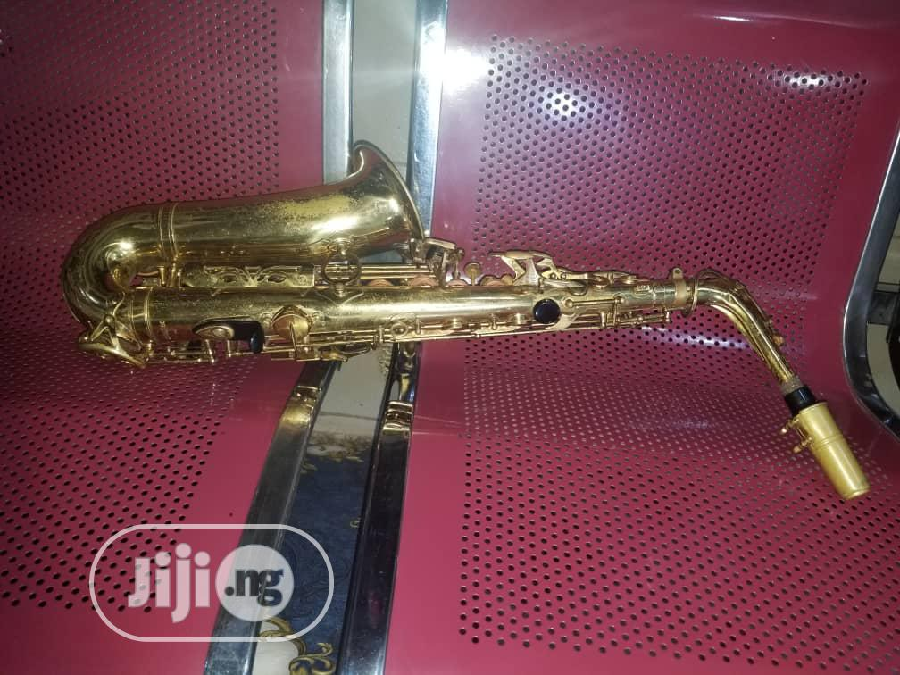 Used but Clean Working Perfectly Alto Sax | Musical Instruments & Gear for sale in Alimosho, Lagos State, Nigeria