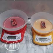 Digital Kitchen Scale With Bowl | Kitchen Appliances for sale in Lagos State, Gbagada