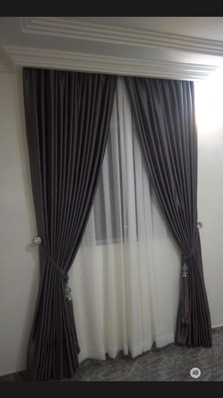 Quality Curtains   Home Accessories for sale in Yaba, Lagos State, Nigeria