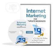 Internet Marketing For Complete Beginners (Video)   CDs & DVDs for sale in Ogun State, Ado-Odo/Ota
