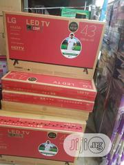 LG TV 43inches | TV & DVD Equipment for sale in Lagos State, Ojo