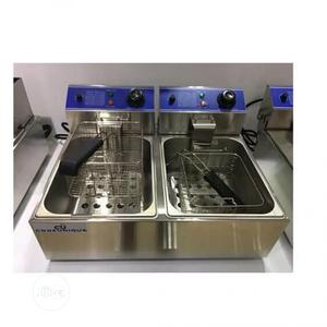 Industrial Electric Deep Fryer   Restaurant & Catering Equipment for sale in Lagos State, Ojo