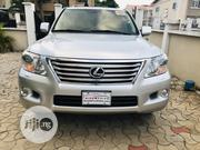 Lexus LX 570 2011 Base Silver | Cars for sale in Lagos State, Victoria Island