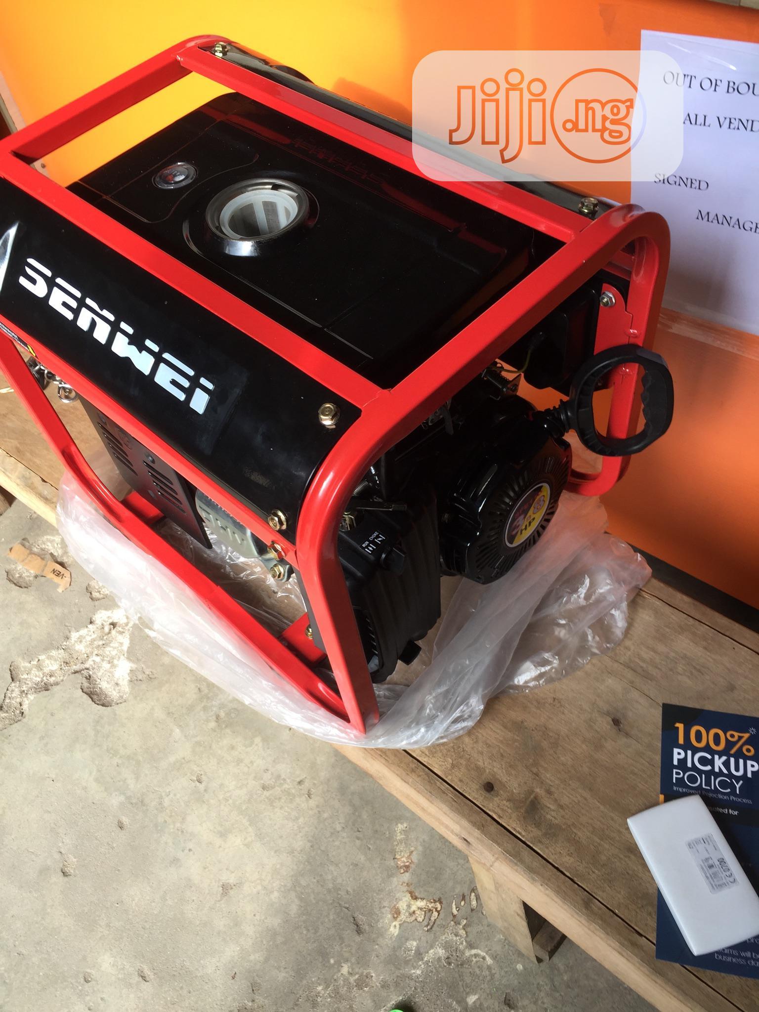 1.8kva Elepaq Senwei Generator