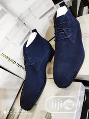Quality Mens Suede Ankle Boots Laceup | Shoes for sale in Lagos State, Lagos Island