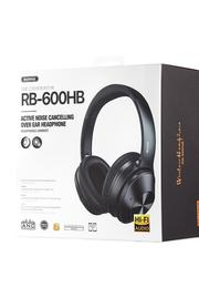 Remax RB-600HB Bluetooth Wireless Heavy Bass Noise Cancellingheadphone   Headphones for sale in Lagos State, Ikeja