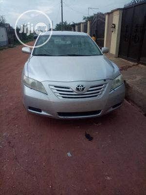 Toyota Camry 2007 Silver
