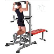Brand New Power Tower+ Weightlifting Bench   Sports Equipment for sale in Abuja (FCT) State, Central Business Dis