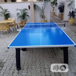 Brand New American Fitness Aluminuin Outdoor Table Tennis Board | Sports Equipment for sale in Rivers State, Port-Harcourt