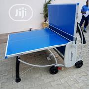 Brand New American Fitness Aluminuin Outdoor Table Tennis Board | Sports Equipment for sale in Akwa Ibom State, Uyo