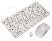Mini Wireless Keyboard and Mouse Combo | Computer Accessories  for sale in Lagos State, Isolo
