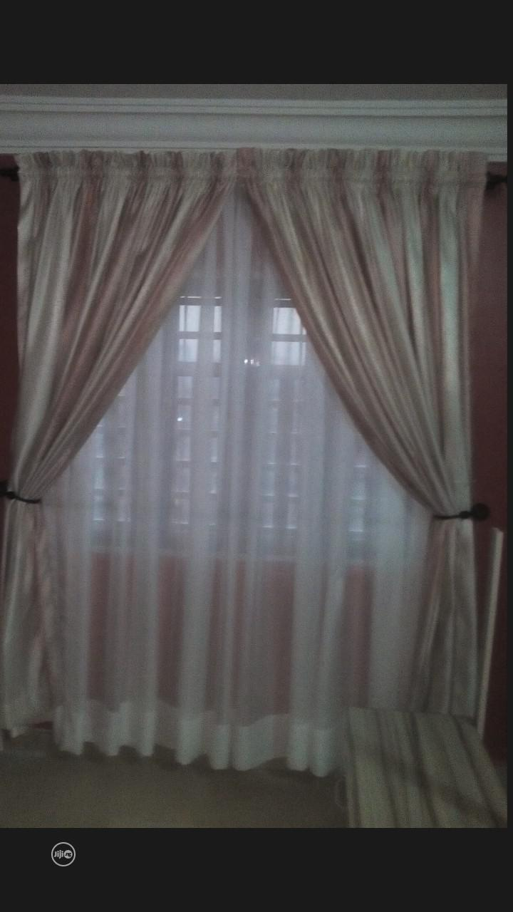 Quality Curtains Available at Affordable Prices for Your Home's Hotel' | Home Accessories for sale in Yaba, Lagos State, Nigeria
