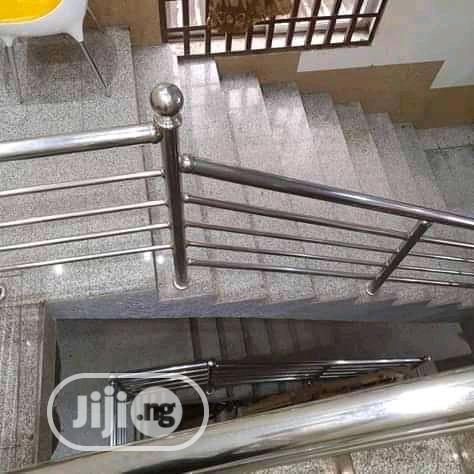 Stailess Railings | Building Materials for sale in Ijebu Ode, Ogun State, Nigeria