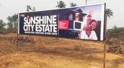 Portharcourt Sunshine City Estate   Land & Plots For Sale for sale in Rivers State, Port-Harcourt