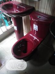 England Close Couple Top Flush Water Closet Toilet Set | Plumbing & Water Supply for sale in Lagos State, Victoria Island