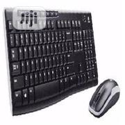Logitech MK270 Wireless Keyboard and Mouse   Computer Accessories  for sale in Lagos State, Isolo