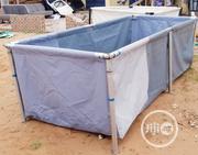 Standard Tarpaulin Fish Pond. | Farm Machinery & Equipment for sale in Cross River State, Calabar
