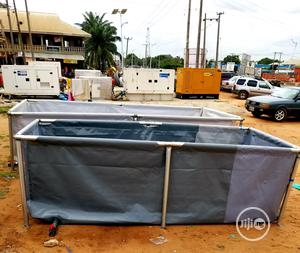 Important Tarpaulin Fish Pond. | Farm Machinery & Equipment for sale in Imo State, Owerri