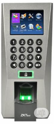 ZKT F18 Fingerprint Time Attendance Door Access System | Doors for sale in Lagos State, Isolo