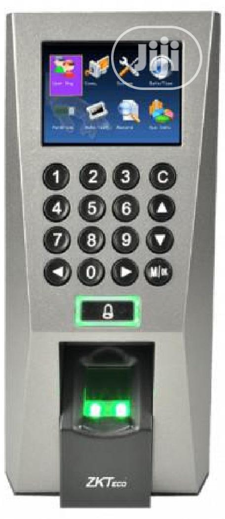 ZKT F18 Fingerprint Time Attendance Door Access System