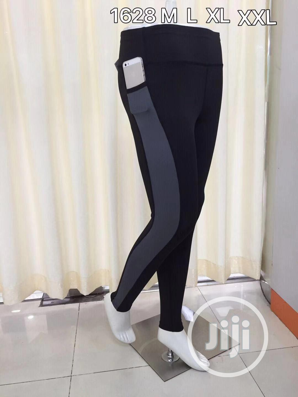 Female Sports Gymnastic Long Pant